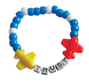 trust bracelet