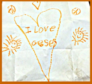 i love geses
